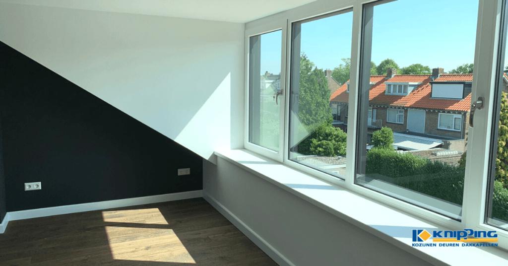 extra ruimte en licht met een dakkapel